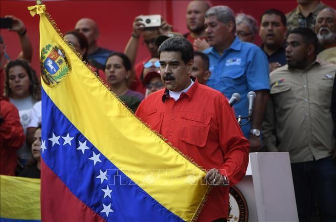 Venezuela: tentative de coup d'État et lancement d'un dialogue national - ảnh 1