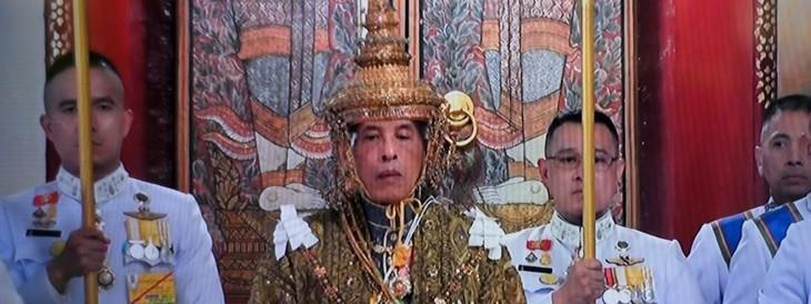Thaïlande : le roi Maha Vajiralongkorn officiellement couronné - ảnh 1