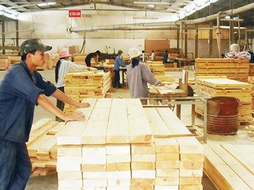 Le bois vietnamien peut entrer en Union européenne  - ảnh 1