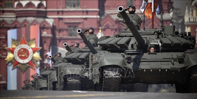 La Russie célèbre les 74 ans de la victoire sur l'Allemagne nazie - ảnh 1