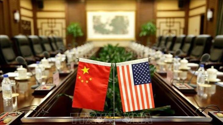 Chine-USA : le ton durci au seuil des négociations à Washington - ảnh 1