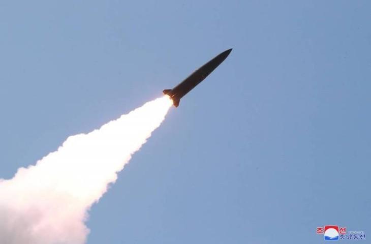 Les tirs de missiles nord-coréens violent les résolutions de l'Onu, dit Tokyo - ảnh 1