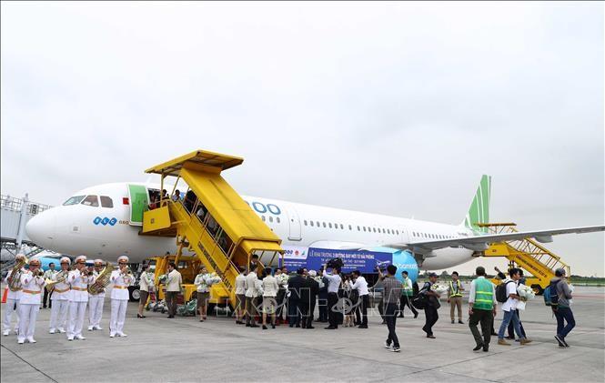 Lancement de nouvelles lignes aériennes au départ de Hai Phòng - ảnh 1