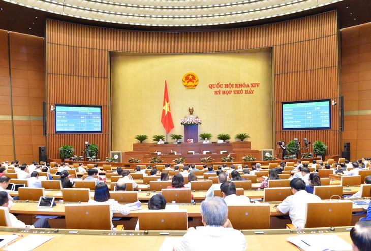 Amendements de la loi sur l'entrée et la sortie du territoire des ressortissants vietnamiens  - ảnh 1