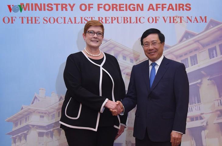 Coopération multilatérale Vietnam-Australie - ảnh 1