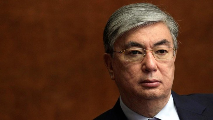 Nguyên Phu Trong félicite le président élu du Kazakhstan - ảnh 1