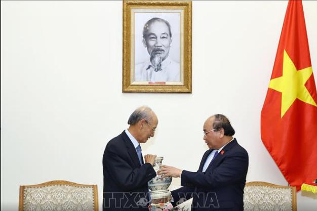 Le Premier ministre vietnamien rencontre le président de la société CapitaLand - ảnh 1