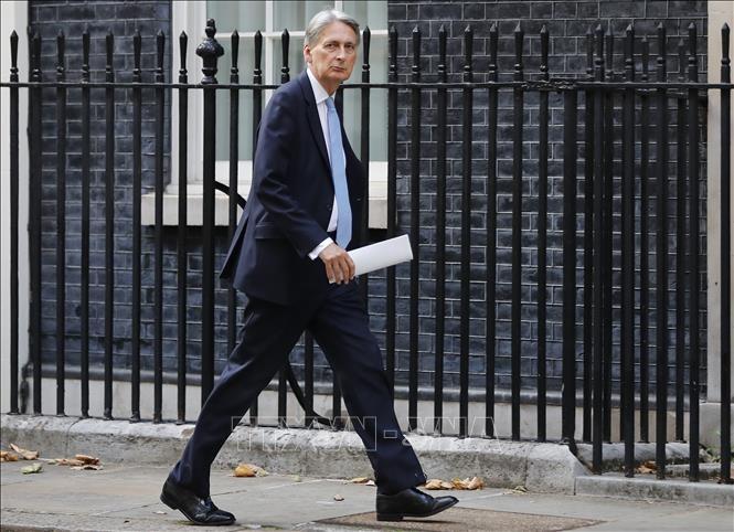 Brexit : Philip Hammond met en garde contre la division du Royaume-Uni - ảnh 1