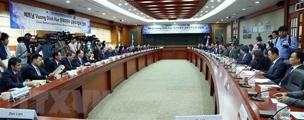 Renforcer les coopérations Vietnam-République de Corée  - ảnh 1