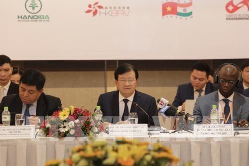Forum d'affaires national de mi-mandat 2019: promouvoir le développement du secteur privé - ảnh 1