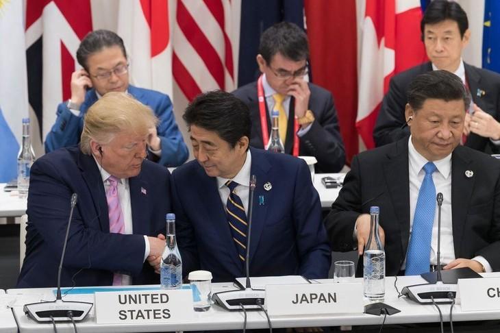 Sommet dans le sommet: rencontre décisive Trump-Xi samedi au G20 - ảnh 1