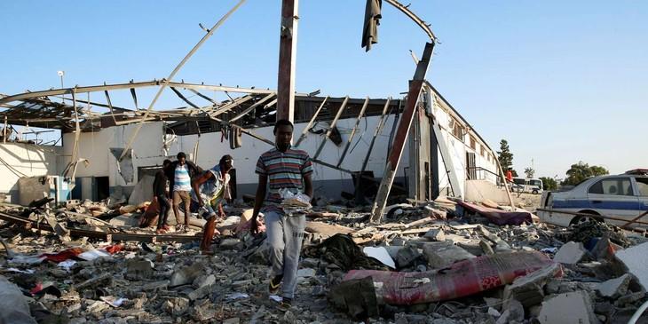 Attaque contre des migrants en Lybie : la communauté internationale demande une enquête - ảnh 1