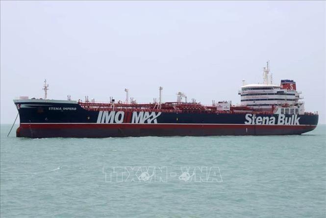 L'Iran s'explique à l'ONU sur l'arraisonnement du tanker britannique - ảnh 1