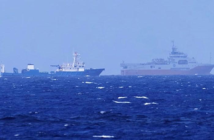 Les ambitions illégitimes de la Chine en mer Orientale - ảnh 1