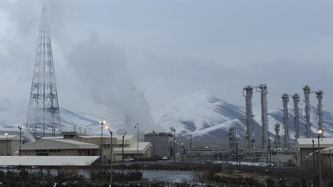 L'Iran a enrichi 24 tonnes d'uranium - ảnh 1