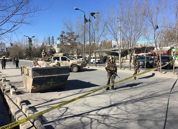 Afghanistan: le début de la campagne présidentielle marqué par un attentat  - ảnh 1