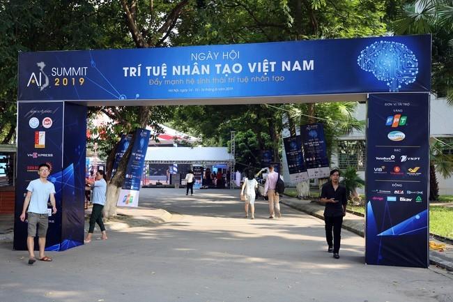 Fête de l'intelligence artificielle du Vietnam 2019 - ảnh 1