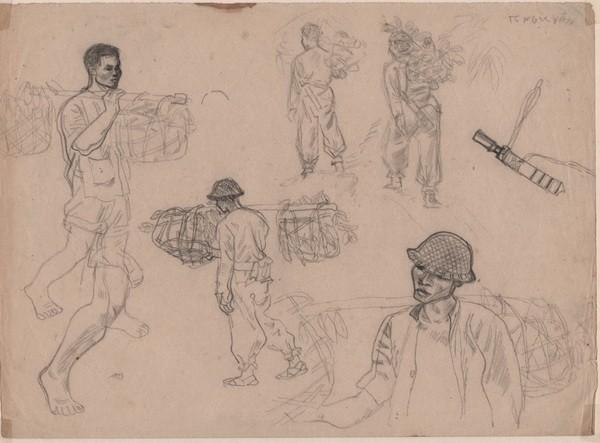 Danh họa Tô Ngọc Vân: 'Tấm gương phản chiếu xã hội Việt Nam 1906-1954