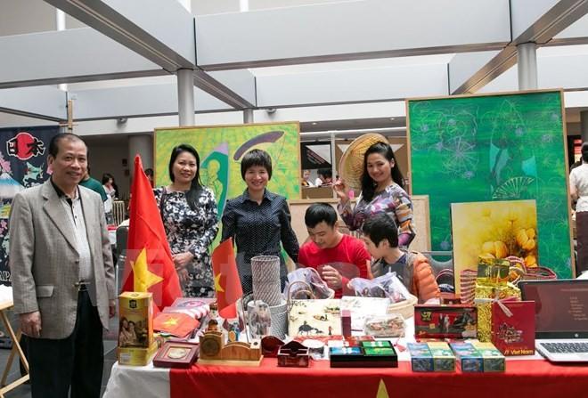 Việt Nam tham dự Lễ hội Di sản văn hóa châu Á tại Mỹ  - ảnh 1