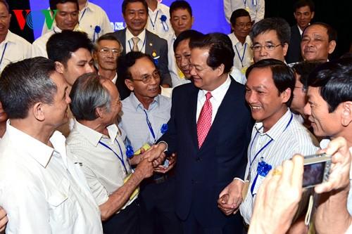 Thủ tướng Nguyễn Tấn Dũng: Sáng tạo để xây dựng và bảo vệ đất nước - ảnh 1