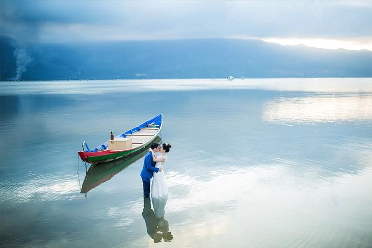 Những địa điểm chụp ảnh cưới đẹp như mơ ở Đà Nẵng - ảnh 15