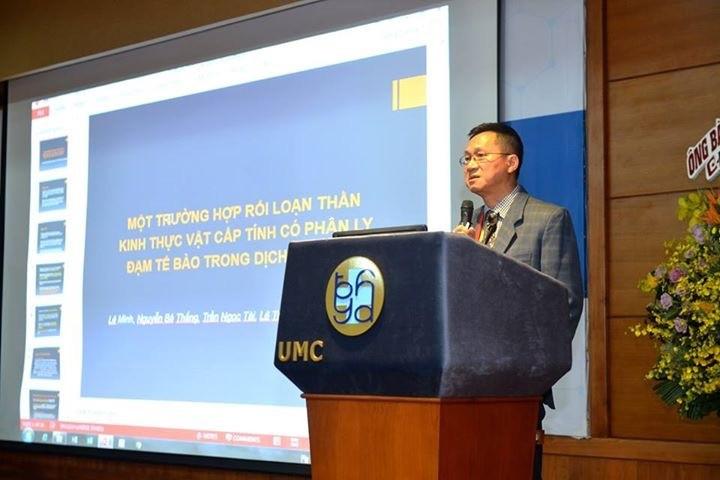 Bước tiến mới từ hội nghị khoa học kỹ thuật Bệnh viện Đại học Y Dược TPHCM 2016 - ảnh 3