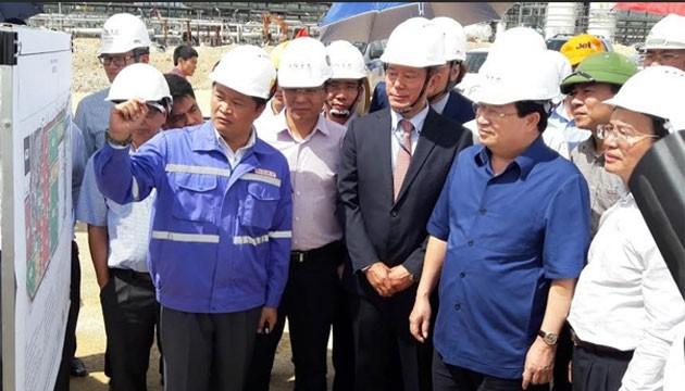 Phó Thủ tướng Trịnh Đình Dũng thăm và làm việc tại Thanh Hóa - ảnh 1