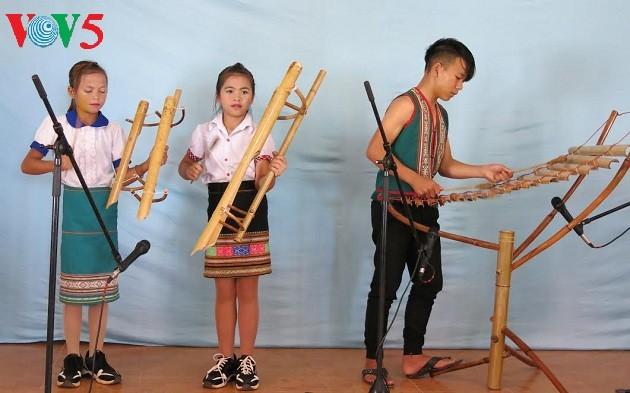 Dân ca và nhạc cụ của dân tộc Xơ Đăng - Âm sắc độc đáo của núi rừng Tây Nguyên - ảnh 3