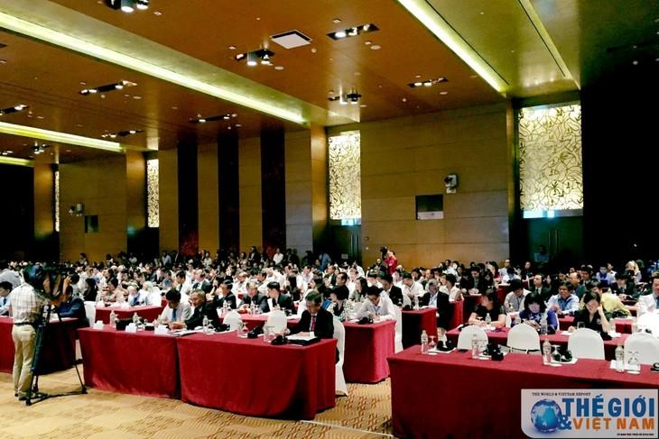 """Hội nghị """"Gặp gỡ Hoa Kỳ 2017"""" một lần nữa khẳng định mối quan hệ hợp tác toàn diện Việt Nam- Hoa Kỳ - ảnh 2"""