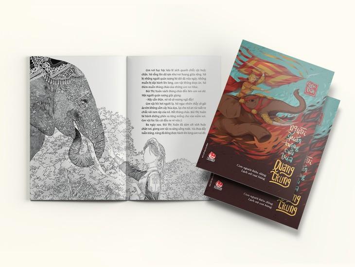Những trang sử oai hùng cho trẻ thơ - ảnh 2