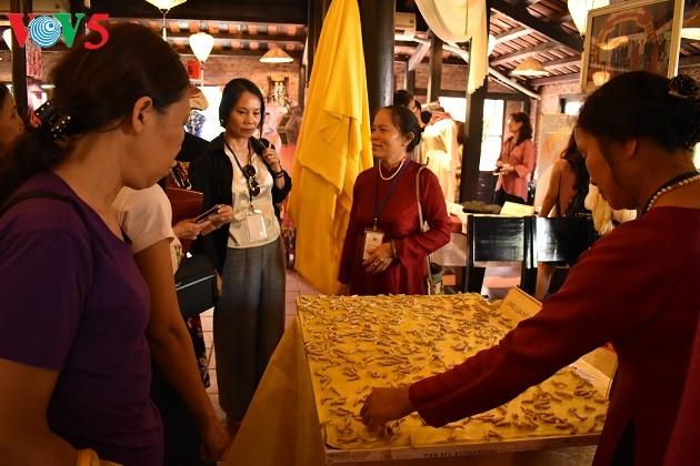 Festival tơ lụa và thổ cẩm Việt Nam – Thế giới 2017 - ảnh 4