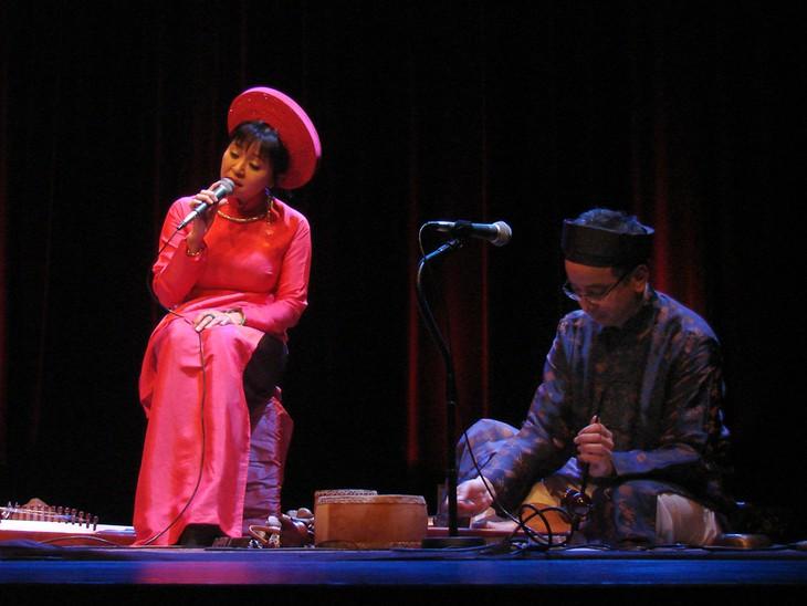 Giọng hát Hương Thanh với dân ca có âm hưởng jazz - ảnh 1