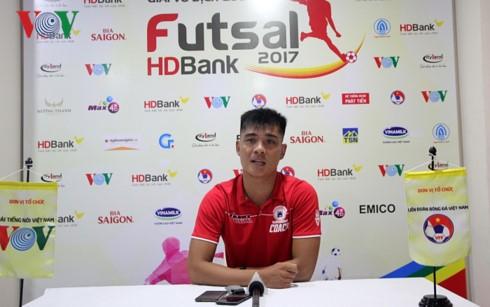 Lượt về giải futsal VĐQG HDBank 2017: - ảnh 1