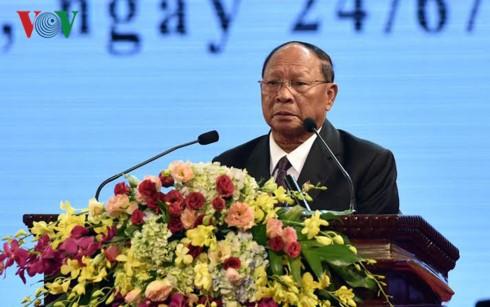 Kỷ niệm trọng thể 50 năm ngày thiết lập quan hệ ngoại giao Việt Nam - Campuchia - ảnh 3
