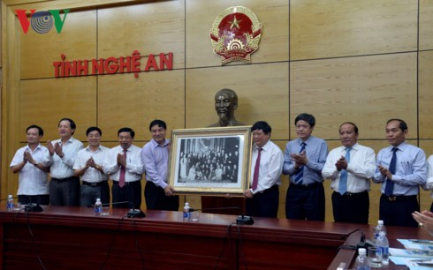 Đài Tiếng nói Việt Nam và tỉnh Nghệ An hợp tác truyền thông - ảnh 4