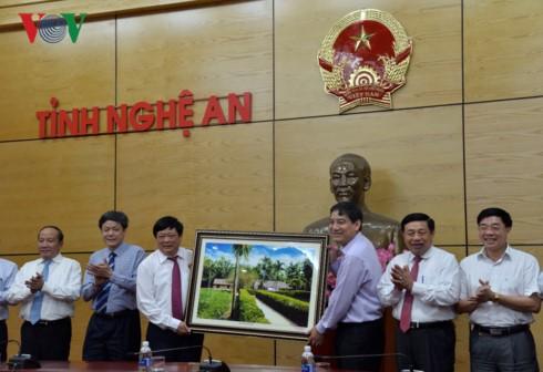 Đài Tiếng nói Việt Nam và tỉnh Nghệ An hợp tác truyền thông - ảnh 5