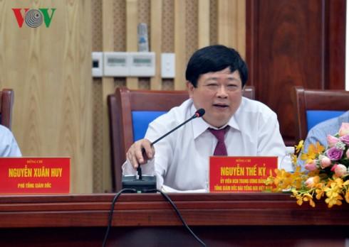Đài Tiếng nói Việt Nam và tỉnh Nghệ An hợp tác truyền thông - ảnh 1