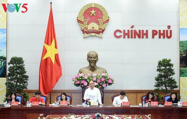 Thủ tướng làm việc với Hội Chữ thập Đỏ Việt Nam - ảnh 1