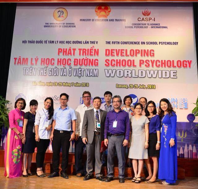 Phát triển ngành tâm lý học đường ở Việt Nam: những tín hiệu khởi sắc - ảnh 2