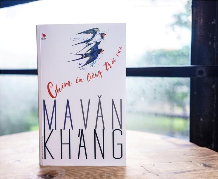 Nhà văn Ma Văn Kháng ra mắt tiểu thuyết mới về Tây Bắc  - ảnh 2