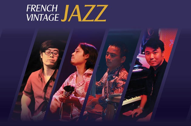 Đêm nhạc Jazz Pháp: Tìm về khởi nguyên của trào lưu jazz Pháp tại Việt Nam - ảnh 1