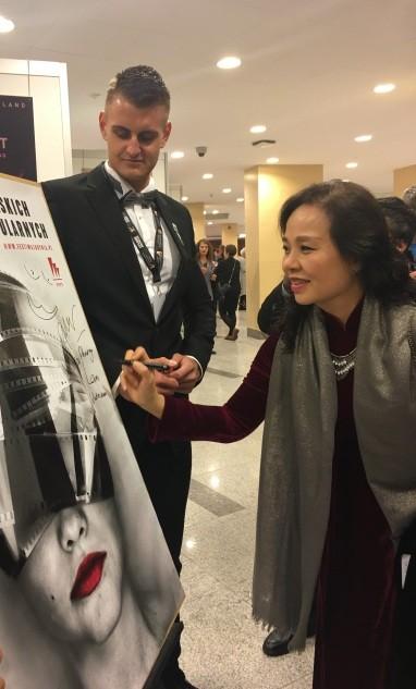Điện ảnh Việt Nam tham dự Liên hoan Phim Ba Lan - ảnh 1