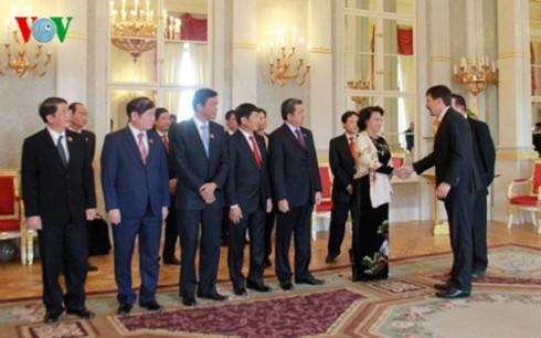 Người Việt – nhân tố đóng góp không nhỏ cho quan hệ Hungary-Việt Nam - ảnh 1