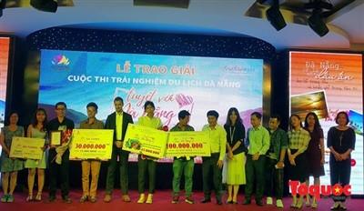 Trao giải cuộc thi trải nghiệm du lịch  và ra mắt Nhật ký