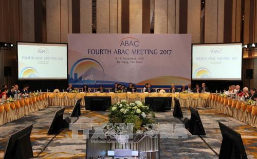 Phiên khai mạc toàn thể Kỳ họp lần thứ 4 Hội đồng tư vấn kinh doanh APEC  - ảnh 1