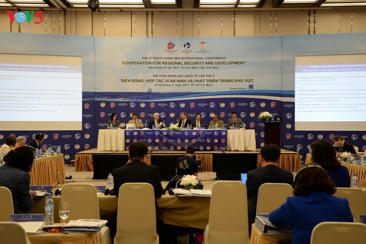 Thúc đẩy hợp tác quốc tế vì hòa bình, ổn định của Biển Đông - ảnh 1