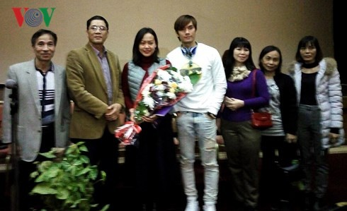 Việt Nam tham dự Liên hoan phim Quốc tế Cairo lần thứ 39 - ảnh 1