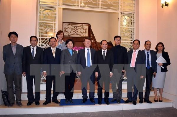 Thành phố Hồ Chí Minh và Hàn Quốc hợp tác nâng cao chất lượng giáo dục  - ảnh 1