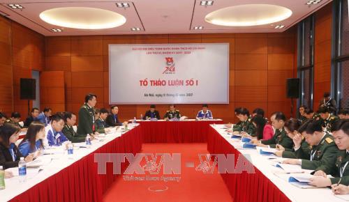 Đại hội Đoàn toàn quốc lần thứ XI: Đổi mới phương thức hoạt động Đoàn - ảnh 1