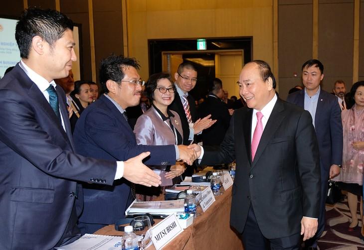 Thủ tướng Nguyễn Xuân Phúc: Cuộc cách mạng công nghiệp 4.0 là cơ hội cho  nhà đầu tư   - ảnh 1